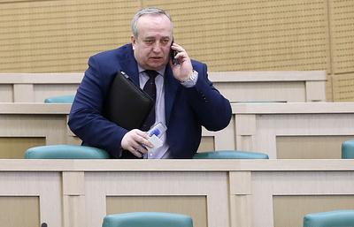 Клинцевич: коалиция пытается превратить Ракку в центр Сирии, неподвластной Асаду