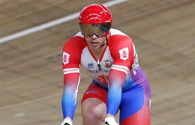 Перкинс завоевал серебро чемпионата Европы по велотреку в кейрине