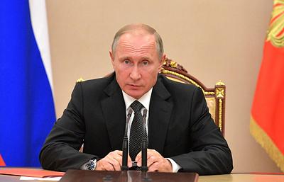 Путин отметил рост угроз в информпространстве и глобальный масштаб кибератак