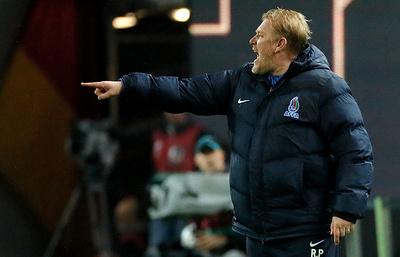 Просинечки покинул пост главного тренера сборной Азербайджана по футболу