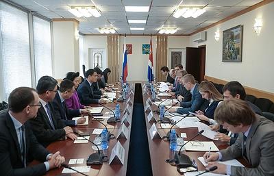 """China Railway Group Limited предложила новые варианты финансирования МТК """"Приморье-1,2"""""""