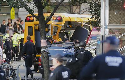 NBC: число жертв стрельбы в Нью-Йорке увеличилось до шести