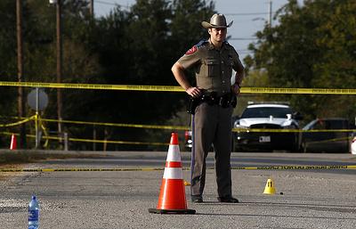 AP привело статистику нападений на церкви в США за последние пять лет
