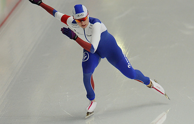 Конькобежка Воронина стала второй на дистанции 3000 м на этапе КМ в Нидерландах
