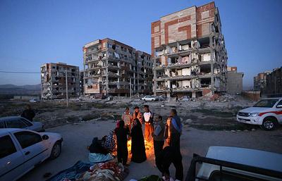 Минфин США разъяснил правила оказания помощи пострадавшим от землетрясения иранцам