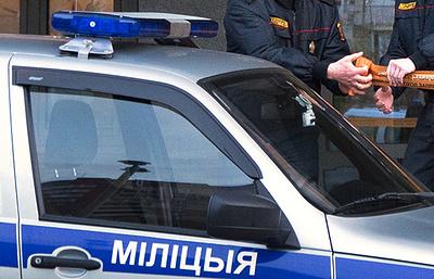 Нападение на банк в Белоруссии с захватом заложников совершил гражданин РФ