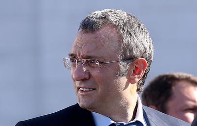 В Ницце задержан сенатор Керимов