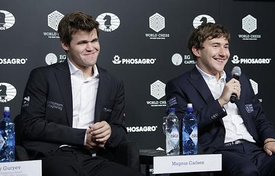 Карякин и Карлсен примут участие в чемпионате мира по рапиду и блицу в Саудовской Аравии