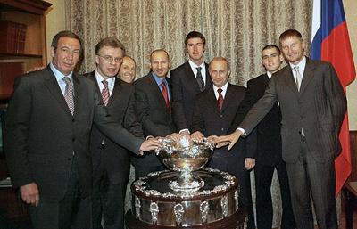 Чутье Тарпищева, подвиг Южного и другие слагаемые победы России в Кубке Дэвиса