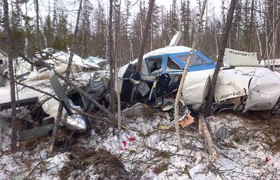 Полицейские раскрыли кражу имущества погибших в авиакатастрофе в Хабаровском крае