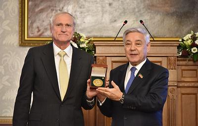 Американский математик Ричард Шен получил премию имени Лобачевского в Казани