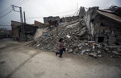 СМИ: боевики обстреляли христианский район Дамаска