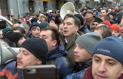 В Генпрокуратуре Украины заявили, что Саакашвили обвиняют по трем статьям УК