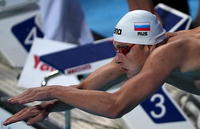 Россиянин Красных стал вторым на ЧЕ по плаванию на короткой воде на 200 м вольным стилем