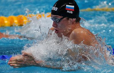 Россиянин Пригода завоевал золото на дистанции 200 м брассом на ЧЕ на короткой воде