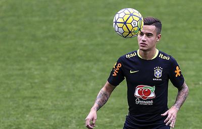 «Барселона» объявила о покупке бразильского футболиста «Ливерпуля» Коутиньо