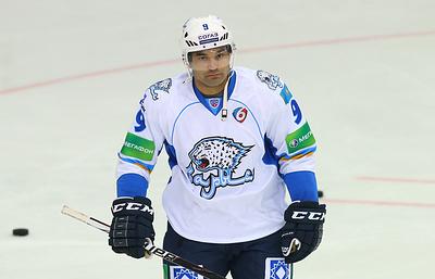 Хоккеист «Барыса» Доус выиграл конкурс на самый эффектный буллит на «Мастер-шоу» КХЛ