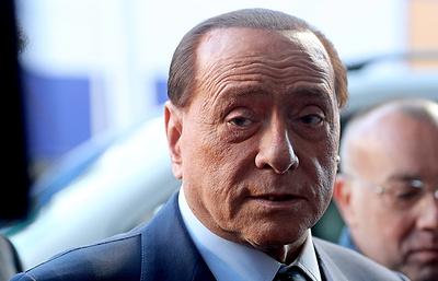 СМИ: Берлускони подозревается в отмывании денег при продаже ФК «Милан»