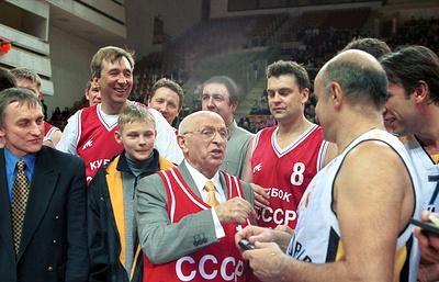 «Папа русского баскетбола»: 90 лет назад родился Александр Гомельский
