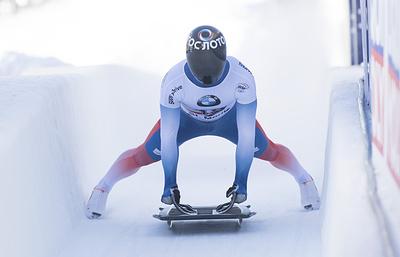 Российский скелетонист Трегубов занял четвертое место на этапе КМ в Германии