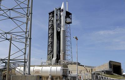 Ракета Atlas V с военным спутником США стартовала с космодрома на мысе Канаверал