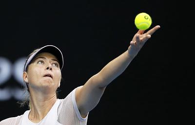 Эксперт: Шарапова может обрести оптимальную форму к Roland Garros или Уимблдону
