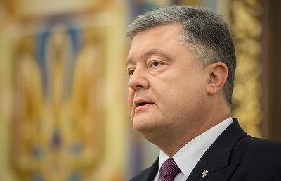 Порошенко поблагодарил православную церковь за содействие в процессе обмена пленными