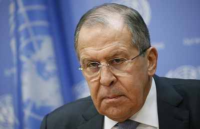 Лавров: попытки изменить внешнюю политику РФ давлением на элиты бесперспективны