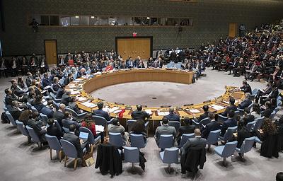 МИД Франции: Совбез ООН обсудит ситуацию в Сирии 22 января