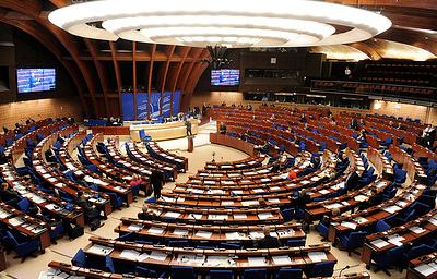 Парламентарии РФ будут работать с коллегами из ПАСЕ для преодоления кризиса в ассамблее