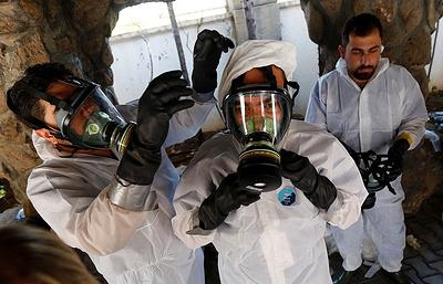РФ предложила создать новый механизм для более объективного расследования химатак в Сирии