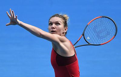 Халеп после финала Australian Open попала в больницу с обезвоживанием