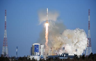 Ракета «Союз-2.1а» с 11 спутниками стартовала с космодрома Восточный