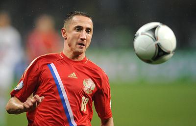 Быстров получил новую бронзовую медаль ЧЕ-2008 по футболу взамен украденной