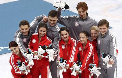 Российские фигуристы завоевали серебро Олимпиады на максимуме возможностей