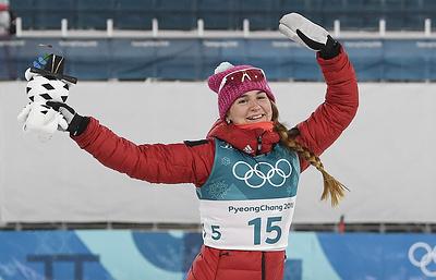 Тренер: бронза лыжницы Белоруковой на ОИ - это большая радость для РФ и Республики Коми