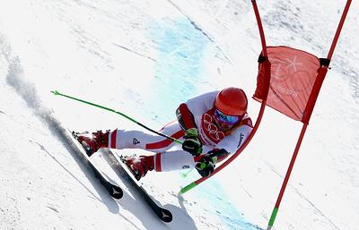 Австрийский горнолыжник Хиршер стал двукратным олимпийским чемпионом