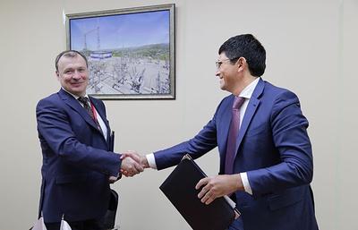 Свердловская область и МРСК Урала договорились о совместном развитии электросетей