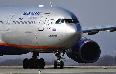 """Власти Якутии считают недостоверными данные """"Аэрофлота"""" об инциденте с главой региона"""