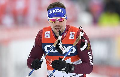 Устюгов и Легков выиграли командный спринт на Всероссийских спортивных соревнованиях