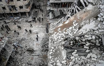 США обвинили Россию в несоблюдении режима прекращения огня в Сирии