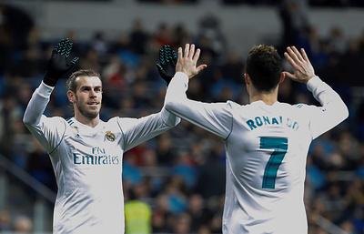 Роналду забил 300-й мяч в чемпионате Испании и помог «Реалу» победить «Хетафе»