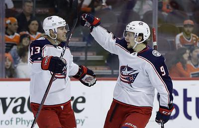 "Форвард ""Коламбуса"" Панарин признан первой звездой дня в НХЛ"