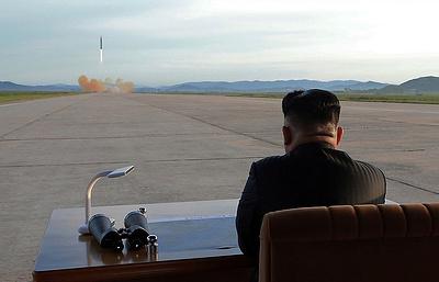 WSJ: США не ослабят санкции против КНДР лишь в обмен на остановку ядерных испытаний