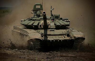 Более 500 курсантов проведут учебные танковые бои в городских условиях на Урале