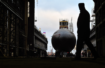 """Источник: Россия построит еще шесть атомных стратегических подлодок класса """"Борей-А"""""""