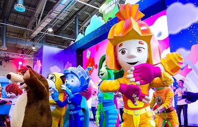 """Гостей фестиваля """"Мультимир"""" ждут новые мультфильмы и встречи с любимыми персонажами"""
