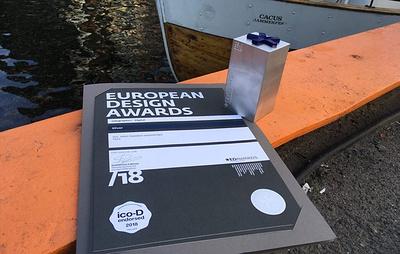 Проект ТАСС стал призером конкурса European Design Awards