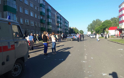 Четыре человека пострадали после взрыва газового баллона в жилом доме в Татарстане