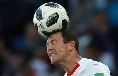 Лихтштайнер: сборные Швейцарии и Сербии имели равные шансы на победу в матче ЧМ